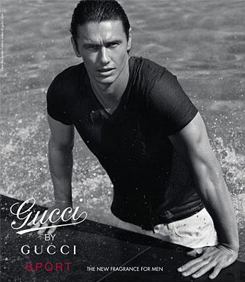 James Franco virá a São Paulo inaugurar a loja da grife italiana Gucci