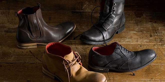 Os cinco estilos de calçados essenciais