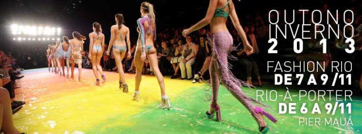Divulgado o line-up do Fashion Rio inverno 2013
