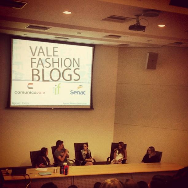 Instaglam: Vale Fashion Blogs no Senac