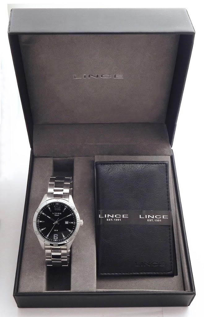 08310d79efc LINCE  Reconhecida por seus relógios de qualidade com tecnologia japonesa  fabricados no Brasil