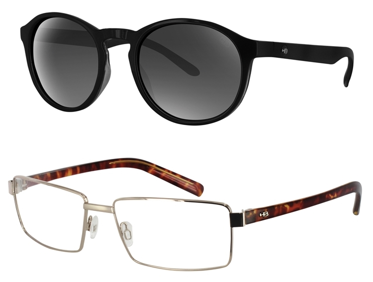 5bdea54c1 HB: O seu estilo de vida se reflete em tudo o que você faz e a escolha das  roupas aos óculos. Pensando nisso, a HB – Hot Butered lança modelos com  design ...