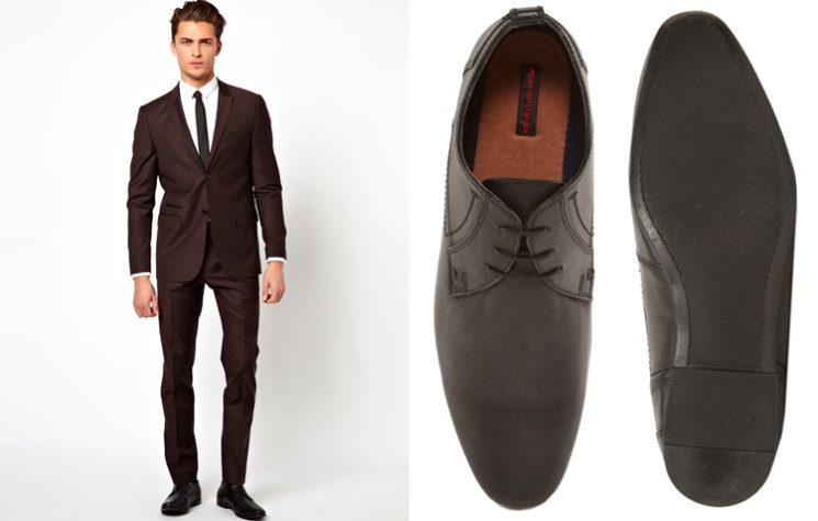 Como combinar o sapato com o terno