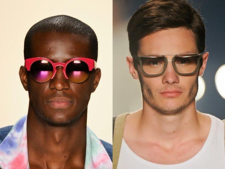 Os óculos escuros do Verão 2014 Masculino
