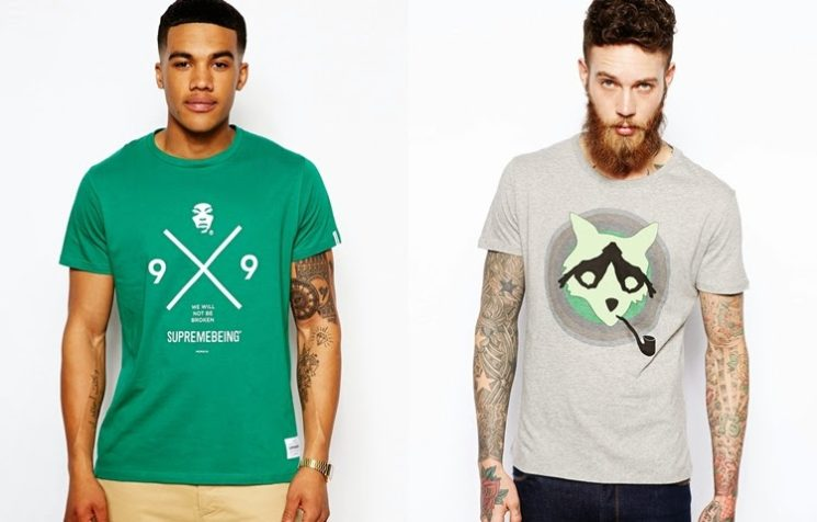 Escolhendo a camiseta certa pro seu estilo e corpo