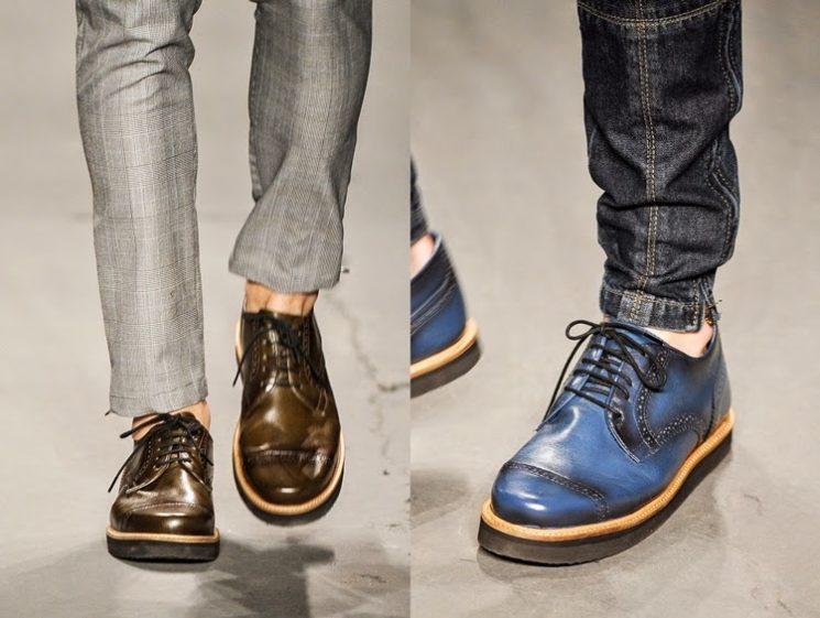 Calçados Masculinos Inverno 2014