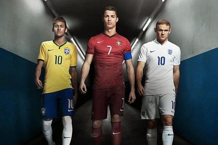 De Beckham a Neymar: mudanças do estilo de jogador de futebol