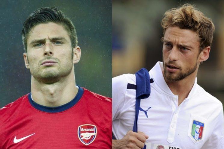 Penteados do Futebol: Os melhores da Copa 2014