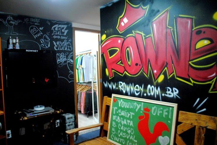 Grife carioca inaugura showroom na Tijuca
