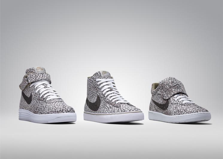 Nike homenageia RJ e SP em nova coleção