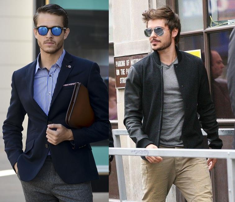 óculos espelhado para homens, óculos espelhados 2015, óculos de sol, blog  de moda e775de97a6