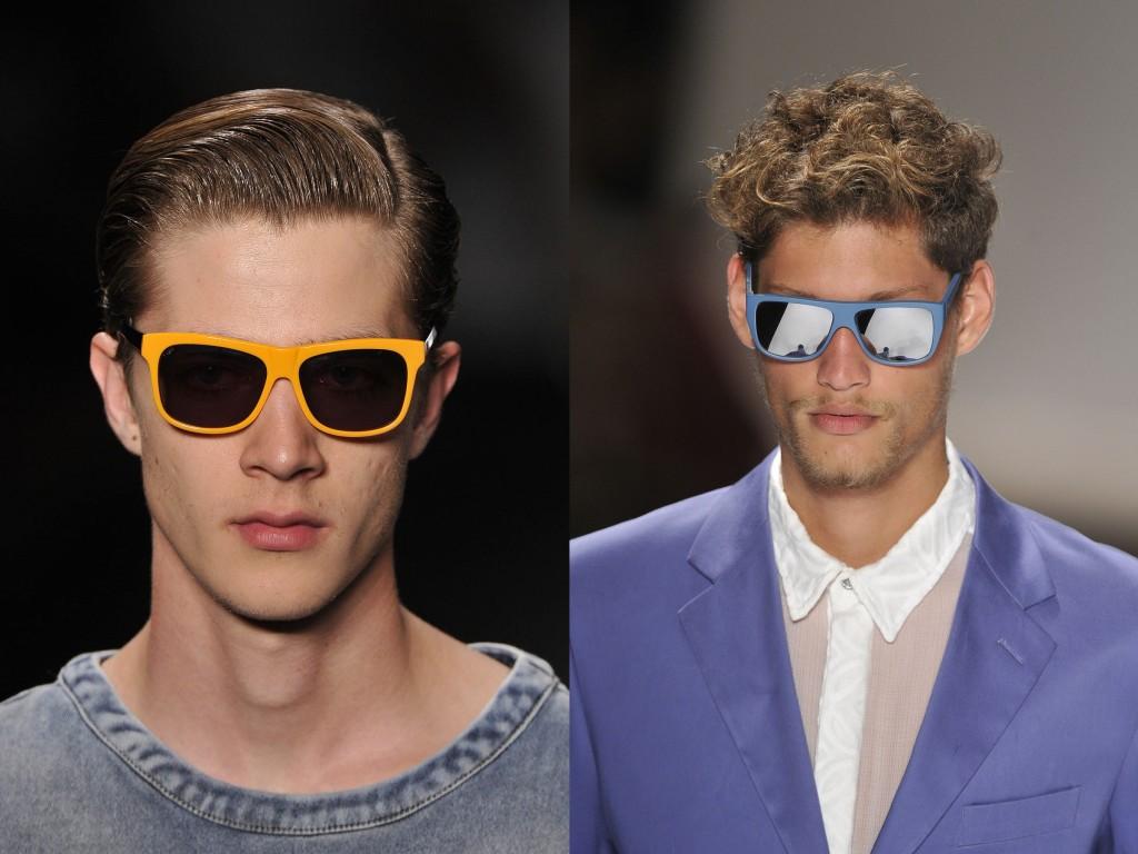 291502e5f Tendência Verão 2015: Óculos de sol grande para homens - MODA SEM CENSURA    SITE MASCULINO