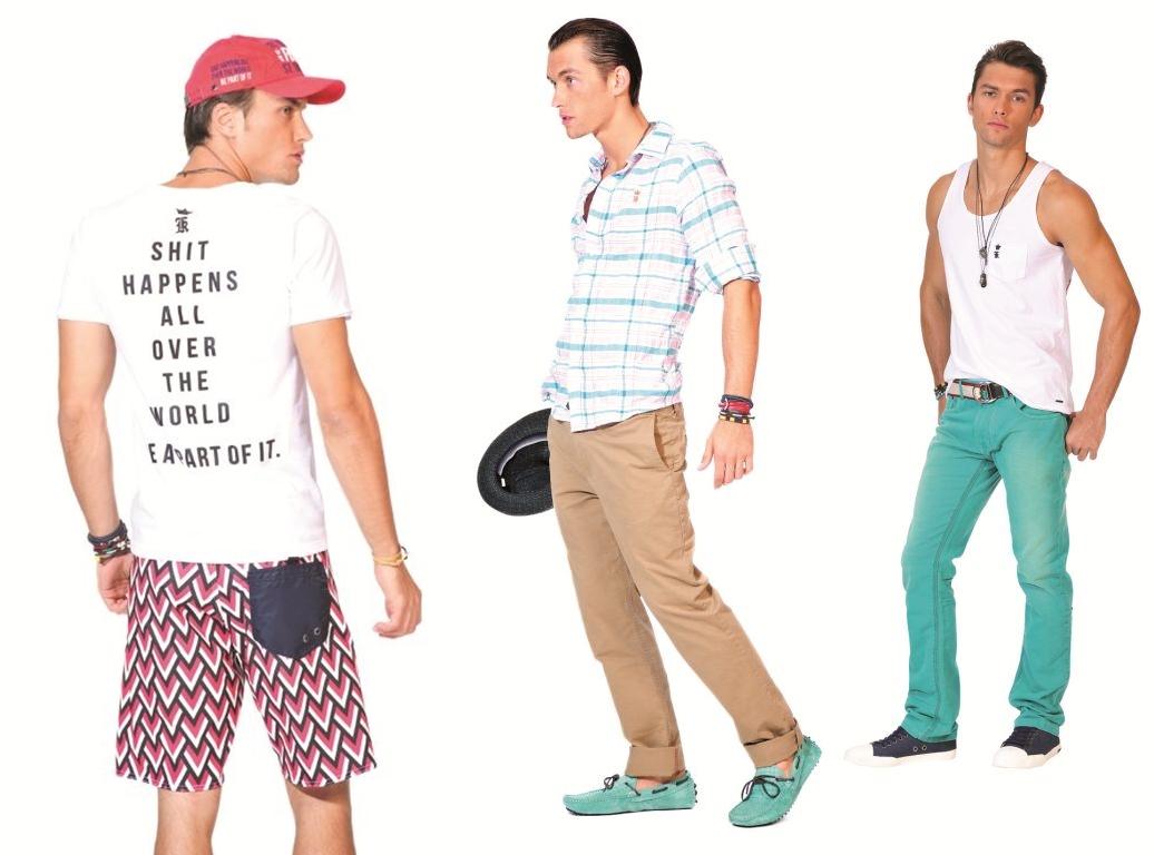 Sergio K., Verão 2015, Roupas Masculina, Blog de Moda, Moda Sem Censura, Alex Cursino, Menswear, Fashion, Moda, Style, Estilo, Fashion Blogger, Summer, SS15, 2
