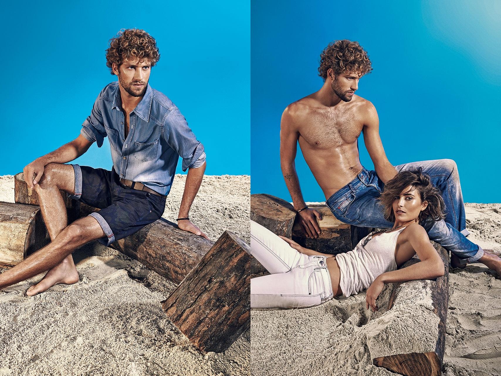 Usina Jeans - Verão 2015, moda masculina, roupas masculina, menswear, fashion blogger, alex cursino, moda sem censura, blog de moda masculina, blogger, 2-tile