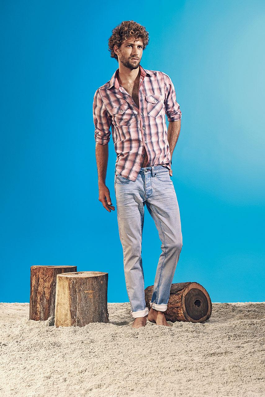 Usina Jeans - Verão 2015, moda masculina, roupas masculina, menswear, fashion blogger, alex cursino, moda sem censura, blog de moda masculina, blogger,