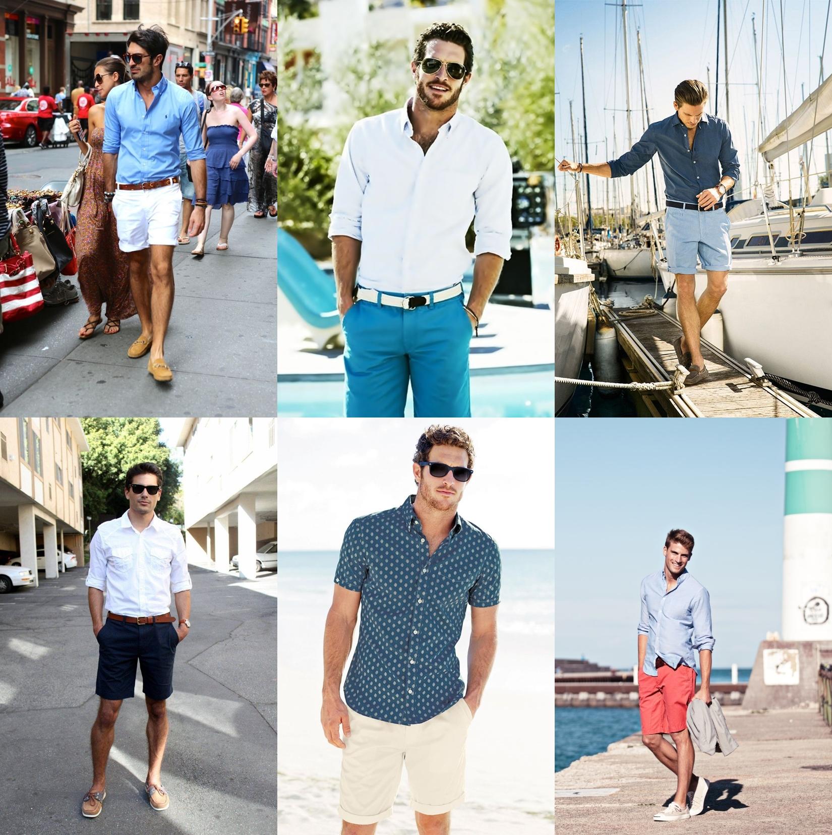 bermuda verão 2015, short verão 2015, bermuda com camisa, short com camisa, menswear, dicas de moda, roupas masculina, alex cursino, moda sem censura, fashion blogger, blog de moda masculina,