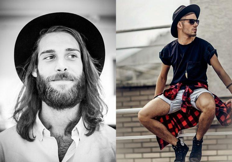 Tendência: Chapéus para homens