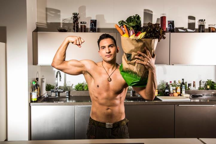 Atletismo X Vegetarianismo