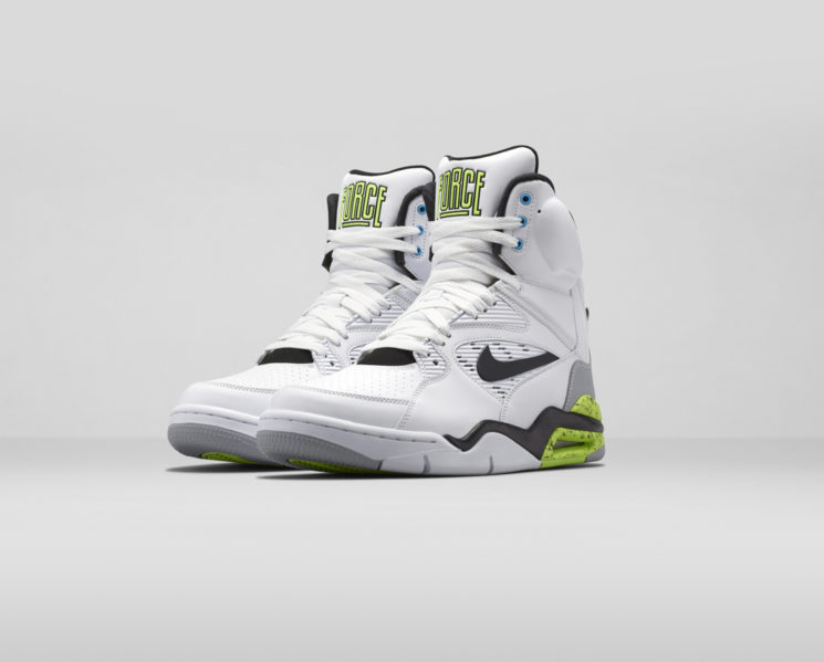 Nike Air Command Force está de volta