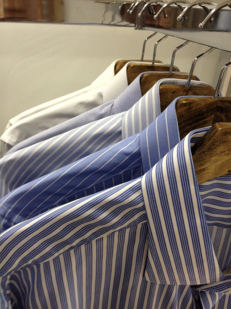 Novidade no mundo das camisas: Camisaria Demôro