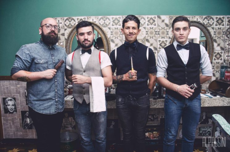 WM Vintage Club, a barbearia dos estilosos