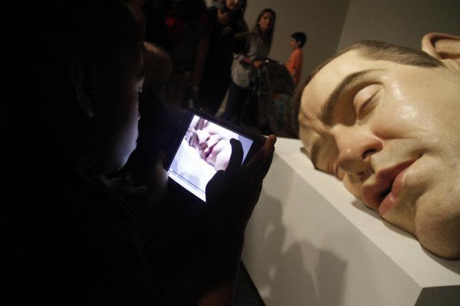Esculturas hiper-realistas serão exibidas em São Paulo