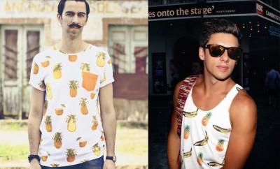 camiseta de fruta masculina 2014, estampa de frutas para homens, moda masculina, estilo masculino, menswear, menstyle, fashion blogger, blog de moda, moda sem censura, alex cursino, tendencia masculina, verão 2015, 3