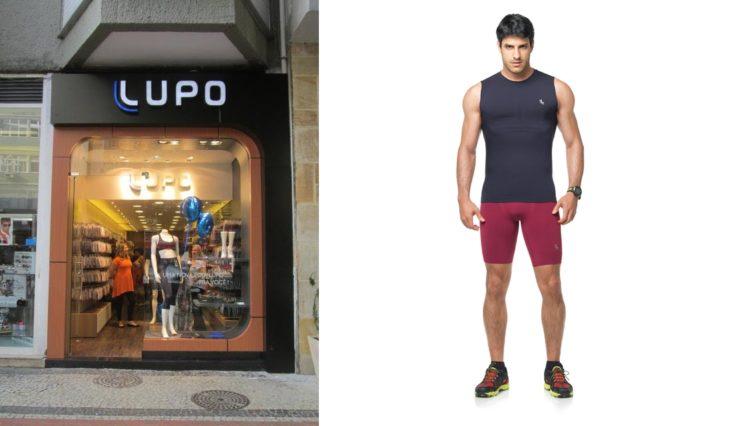 Lupo repagina sua loja no coração de Ipanema