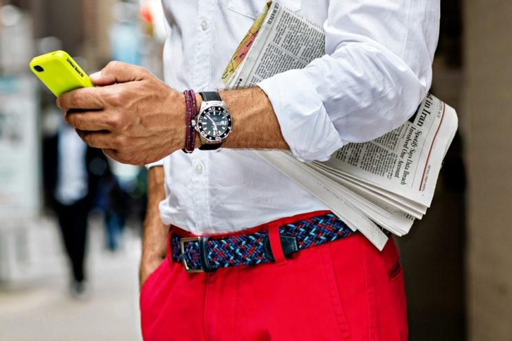 Revistas masculinas para brasileiros