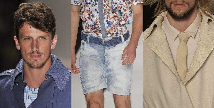 7 tendências masculinas para o Verão 2015