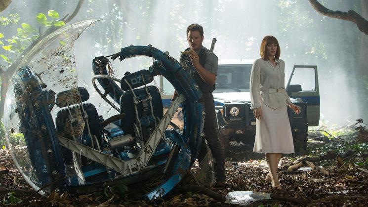 Universal divulga trailer de 'Jurassic World'