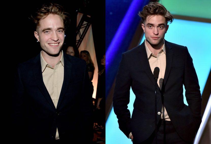 O novo e polêmico penteado de Robert Pattinson