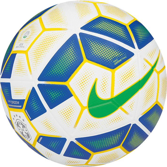 Bola oficial do Brasilerão e da Copa do Brasil 2015