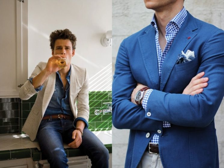 3 formas estilosas de usar blazer