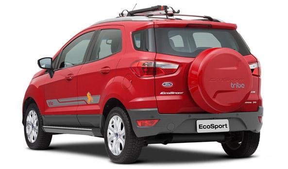 Ford investe em estilo e lança acessórios esportivos