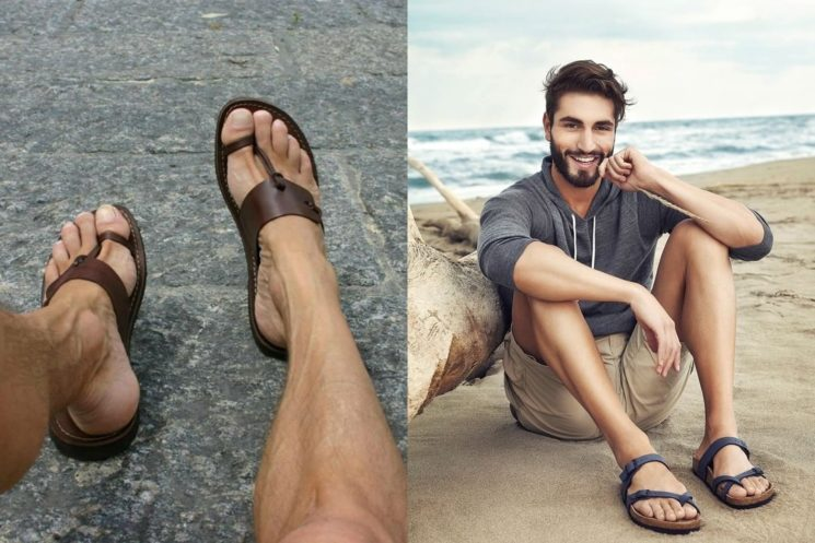 Onde comprar: Sandálias masculinas online