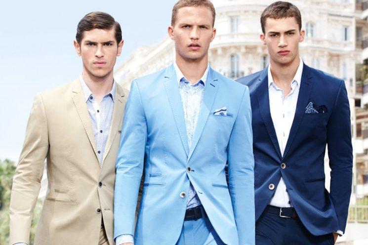 Dicas de terno e traje social para o Verão 2015