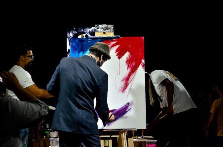 7º edição do  Art Battle Brasil