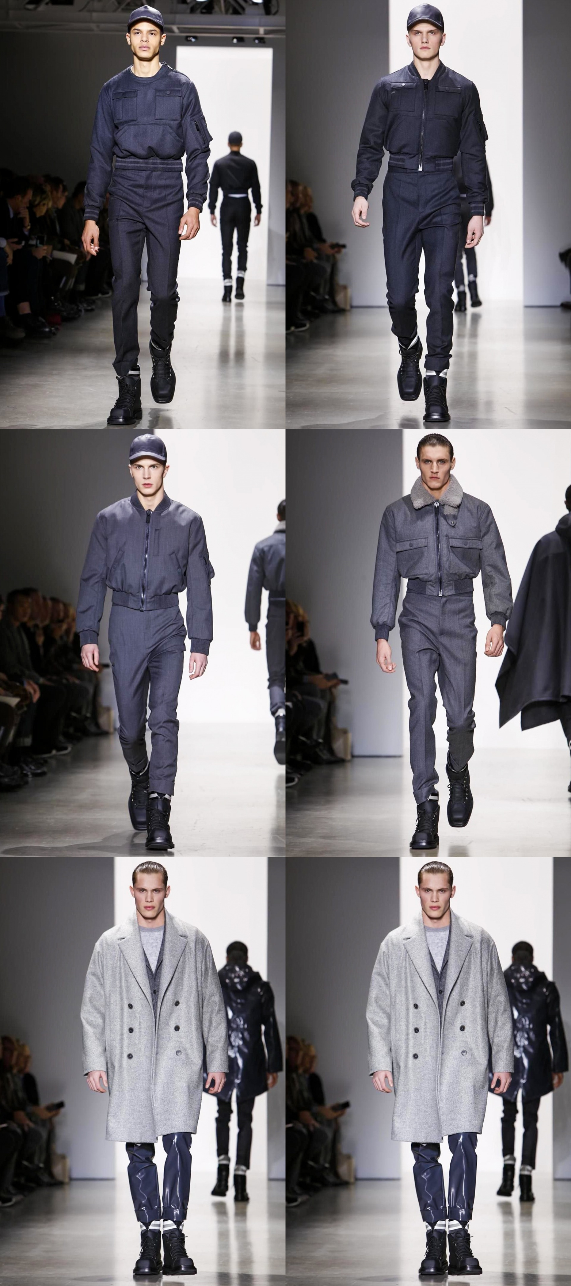 CALVIN KLEIN, fw15, fall winter 2015, milan fashion week, desfile 2015, moda masculina, tendencia masculina, menswear, fashion blogger, blogger, style, blogger, fashion blogger, moda sem censura, alex cursino, 2