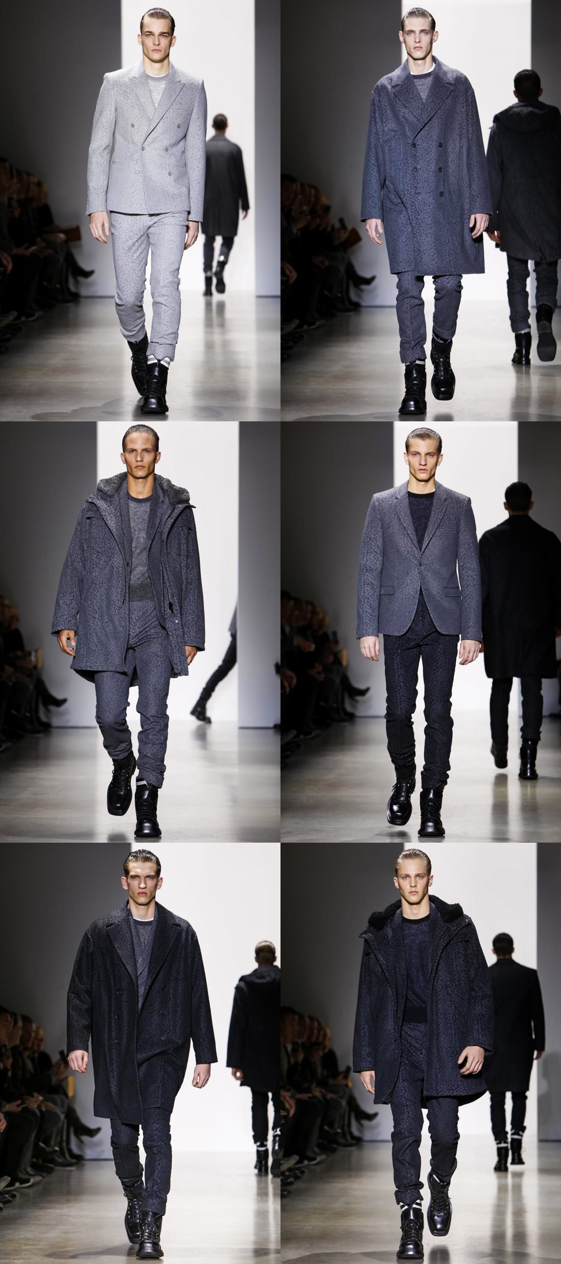 CALVIN KLEIN, fw15, fall winter 2015, milan fashion week, desfile 2015, moda masculina, tendencia masculina, menswear, fashion blogger, blogger, style, blogger, fashion blogger, moda sem censura, alex cursino, 7