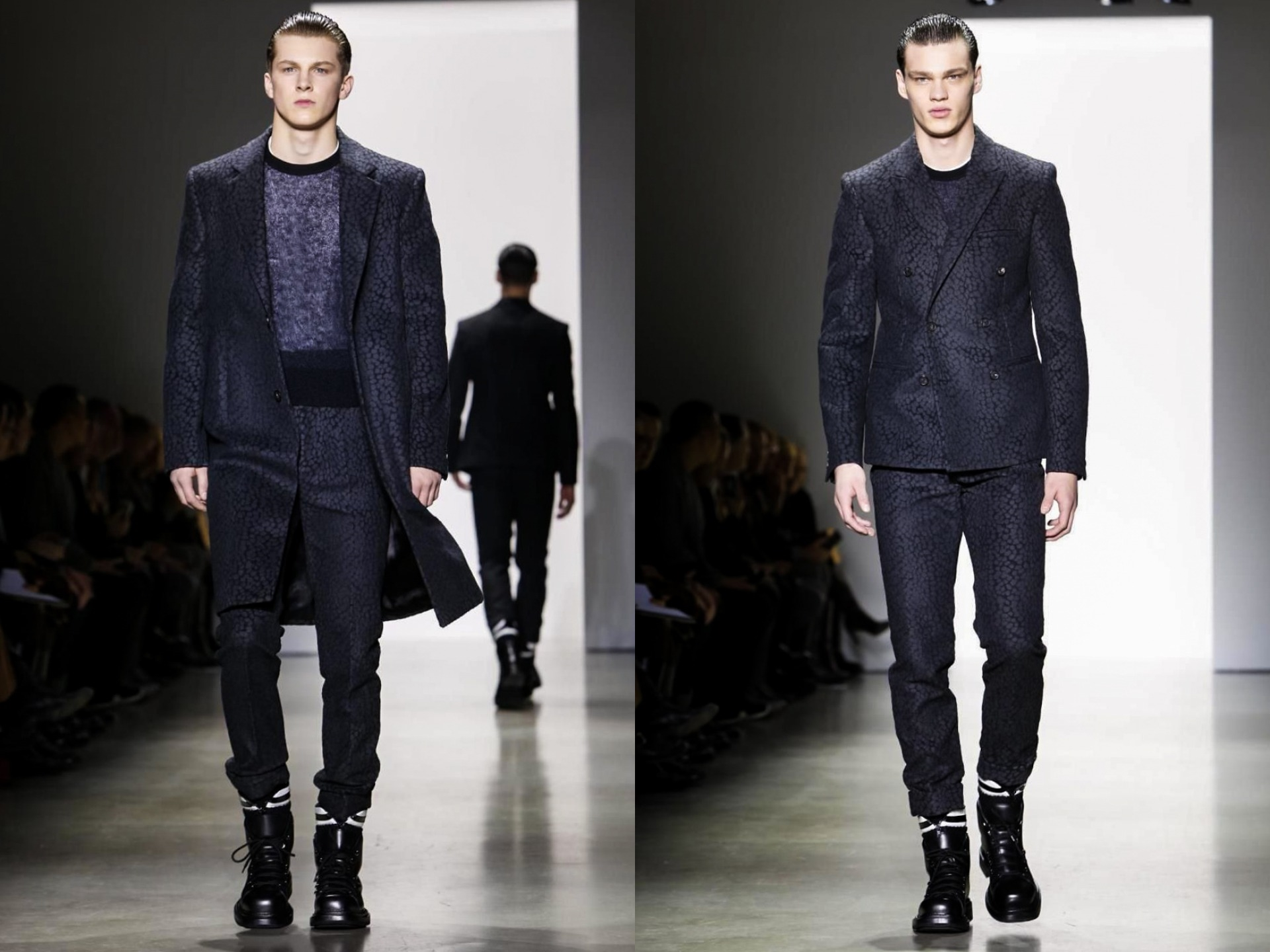 CALVIN KLEIN, fw15, fall winter 2015, milan fashion week, desfile 2015, moda masculina, tendencia masculina, menswear, fashion blogger, blogger, style, blogger, fashion blogger, moda sem censura, alex cursino, 8