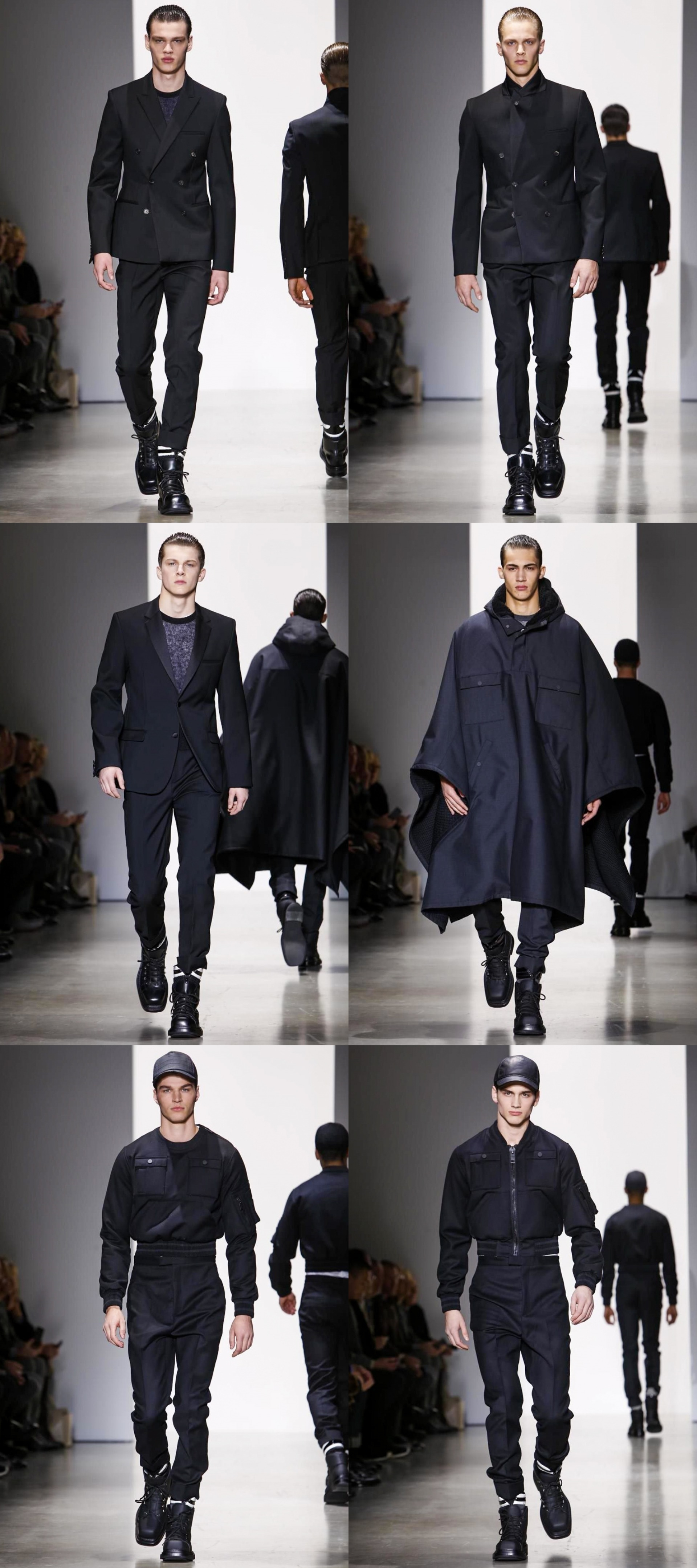 CALVIN KLEIN, fw15, fall winter 2015, milan fashion week, desfile 2015, moda masculina, tendencia masculina, menswear, fashion blogger, blogger, style, blogger, fashion blogger, moda sem censura, alex cursino,