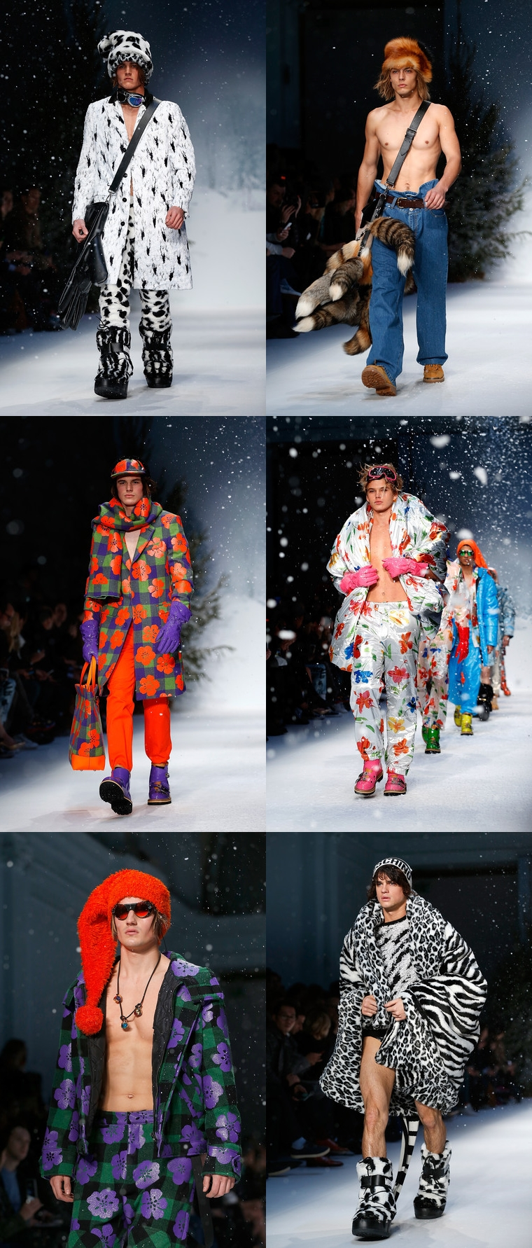 Moschino+Runway+London+Collections+Men+AW15+alex cursino, fashion blogger, moda sem censura, tendencia masculina, estilo masculino, moda masculina, fashion blogger, blogger, 2