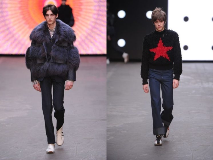 London Collection: TOPMAN Inverno 2015