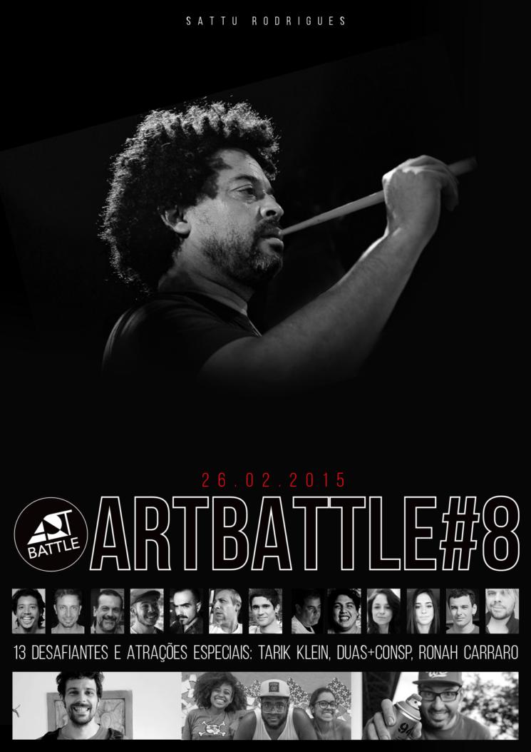 8º edição do Art Battle Brasil