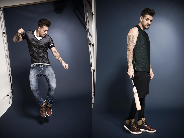 Fotos de roupas da moda masculina 2015