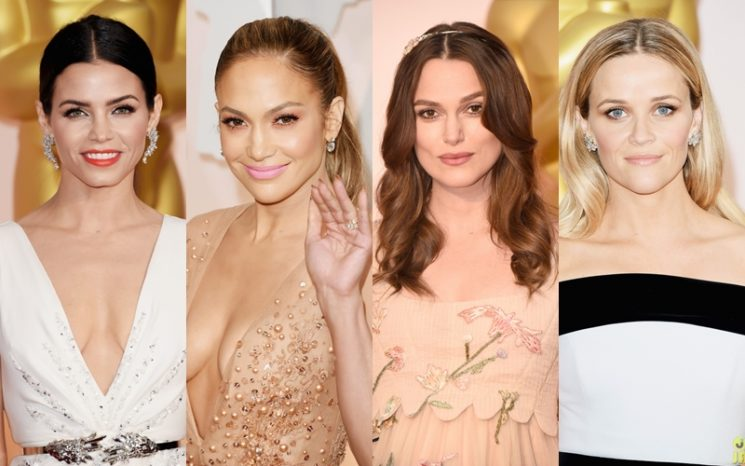 As musas do Oscar 2015