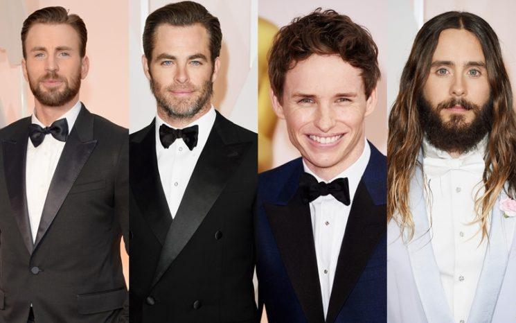 Os homens mais estilosos do Oscar 2015
