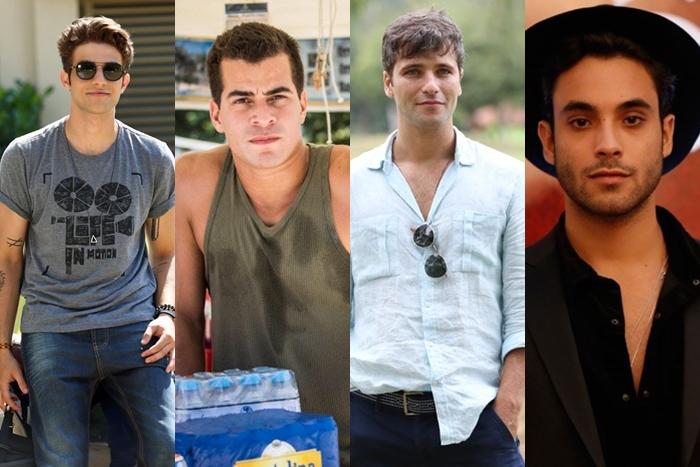 Cortes masculinos das novelas 2015