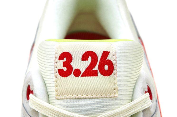 Aquecimento Nike Air Max Day